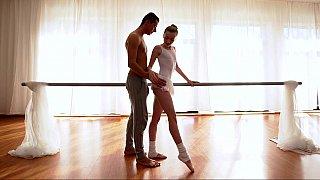 Ballet gets hardcore