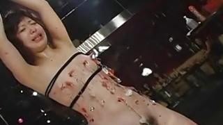 Very nasty bdsm session for the ugly slut