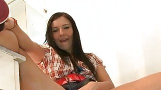 Tight Pussy Girl Ashli Orion Penetrated