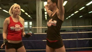 Karlie Simon and Liz Valery want to find out who is more dominant