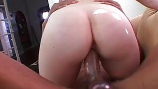Interracial cockriding and oral stimulation