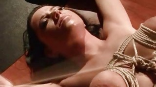 Busty slavegirl gets humiliated and punished hard